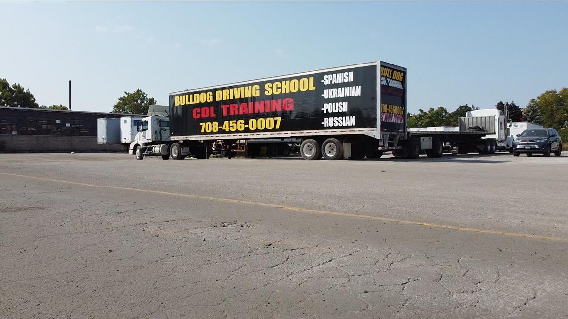 Bulldog driving school
