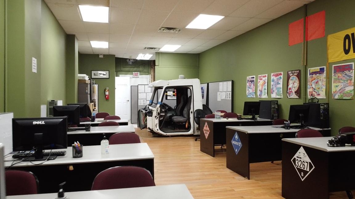 CDl School indoor look